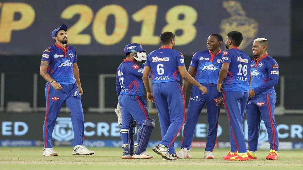 IPL : दिल्ली को हराकर केकेआर ने मारी बाजी, नितीश राणा बने जीत के हीरो