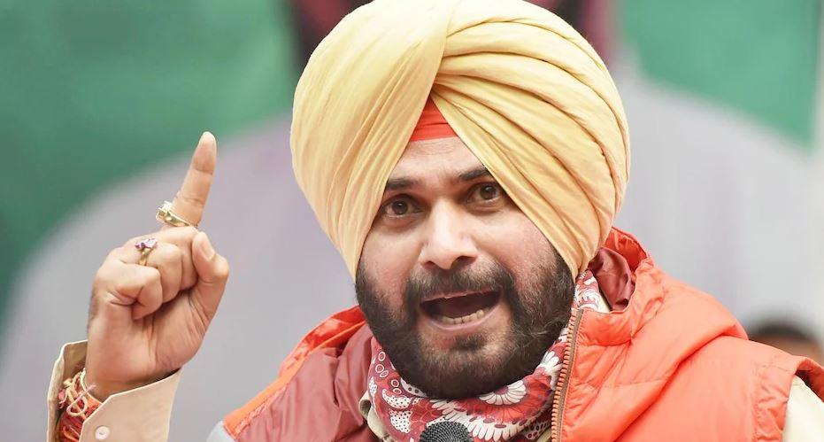 पंजाब कांग्रेस अध्यक्ष पद से नवजोत सिंह सिद्धू का इस्तीफा