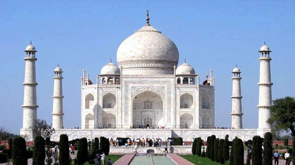 फिर लगी ताजमहल की सुरक्षा में सेंध, व्यू प्वाइंट से उड़ाया गया ड्रोन, हिरासत में तीन लोग