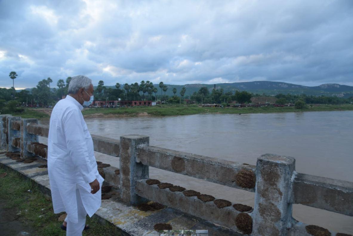 बाढ़ प्रभावितों के लिए जो जरूरी होगा, सब किया जाएगा: नीतीश कुमार