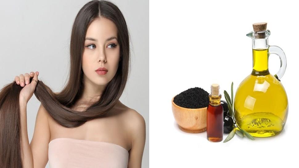 Oil for long hair: बालों को तेजी से लंबा बनाते हैं ये 5 तेल, हेयर हो जाते हैं घने और मजबूत