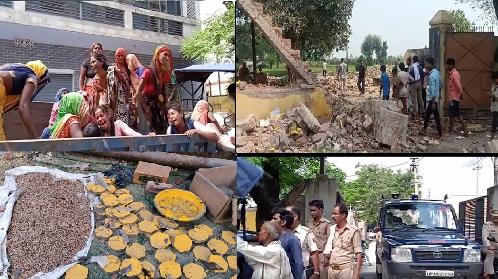 शामली अवैध पटाखा फैक्ट्री विस्फोट: संचालक समेत 4 लोगों के खिलाफ मुकदमा, 2 गिरफ्तार, 11 लाख रुपये बरामद