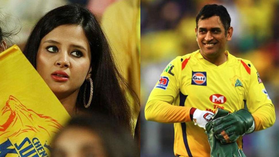 Sakshi की मौजूदगी में लड़की ने किया MS Dhoni को सरेआम प्रपोज, कुछ इस तरह कही दिल की बात