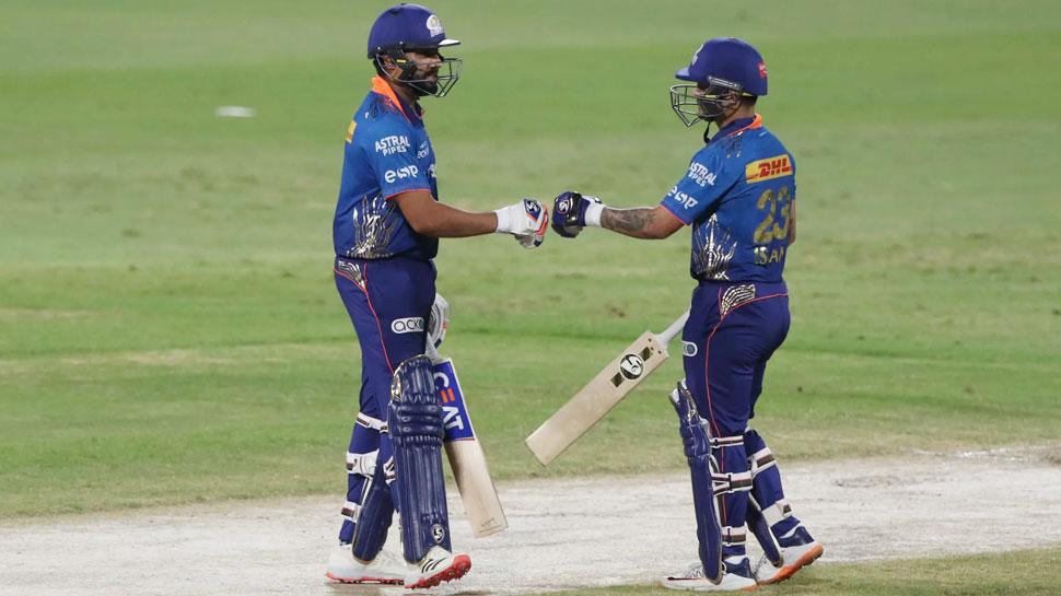 IPL 2021 MI vs RR: Live Cricket Score Update Mumbai Indians vs Rajasthan Royals, Rohit Sharma, Sanju Samson, Sharjah |  IPL 2021: Mumbai's hopes intact with victory, Rajasthan suffered a major setback