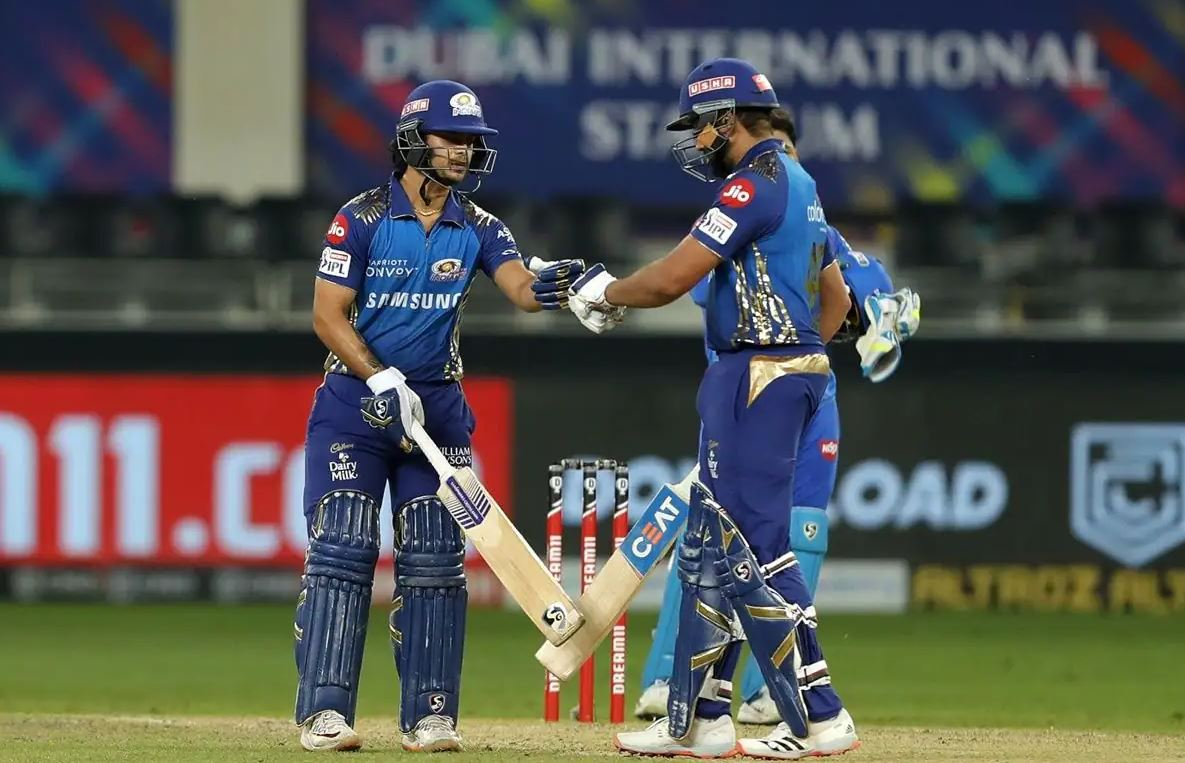 rohit sharma revealed why ishan kishan was not mumbai indians playing 11 after MI vs RR    Rohit was not keeping Ishan Kishan in the team, who was batting fast against Rajasthan