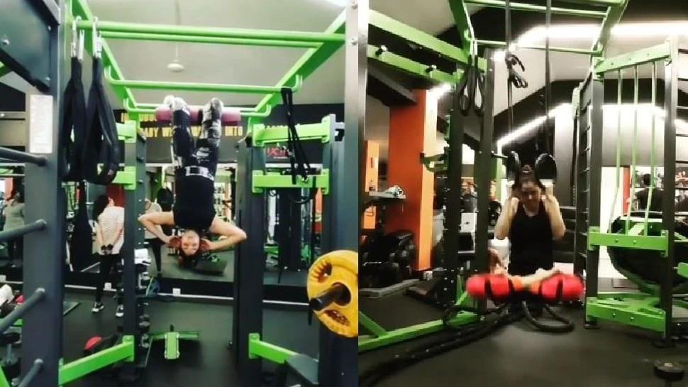 Monika bhadoriya fitness