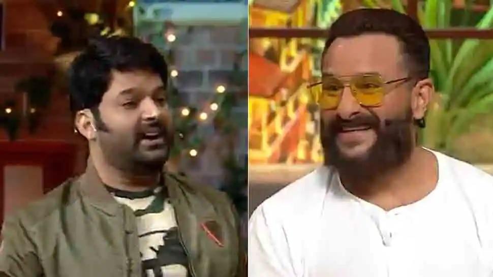Saif Ali Khan Statement on the kapil sharma show gone viral    Saif Ali Khan's tenants complain like this, said – I am the Nawab only in name