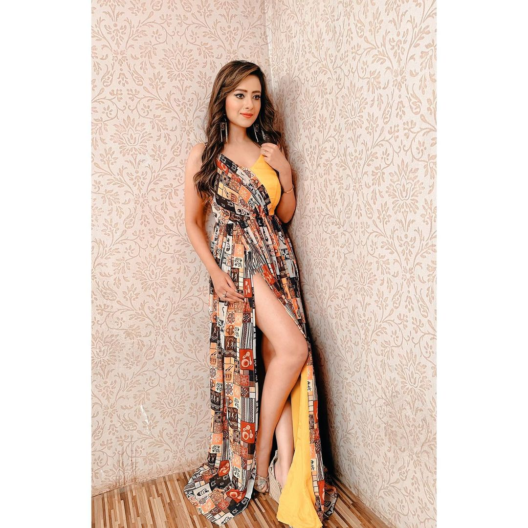 Mithun Chakraborty Daughter In Law Is Madalsa Sharma