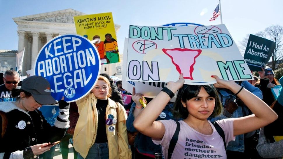 अमेरिका के इस राज्य में Abortion की नहीं मिलेगी इजाजत, कोर्ट से महिलाओं को झटका