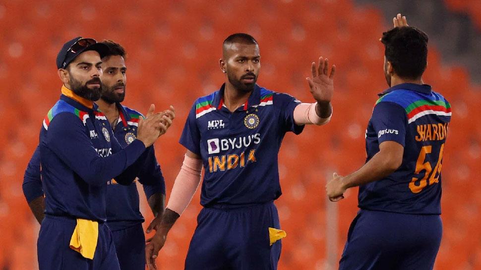 T20 World Cup 2021: Rohit Sharma gave a big update on Hardik Pandya's bowling | Will Hardik Pandya bowl in T20 World Cup?  Rohit Sharma made a big disclosure