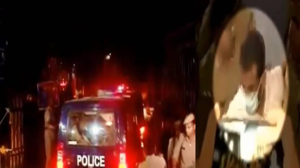 Lakhimpur Kheri Violence : SIT ने 12 घंटे में पूछे 15 सवाल, आशीष को गिरफ्तार कर भेजा जेल