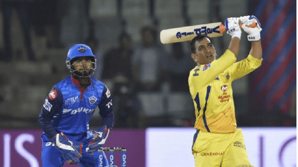 Rishabh Pant's team will be heavy on MS Dhoni!  Due to this power, you will get entry in the final.  Hindi News,