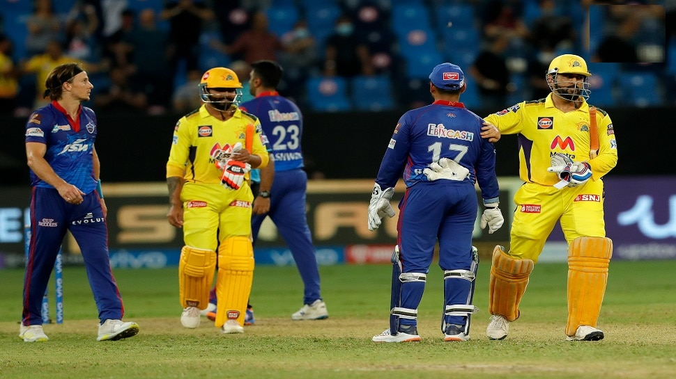 MS Dhoni leading Chennai reached final for 9th time in IPL history    IPL 2021: ,