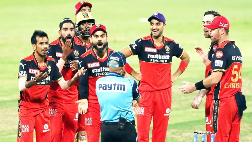 IPL 2021: Umpire ସହ ଯୁକ୍ତି କରି କାହିଁକି ହସିଲେ Virat Kohli?