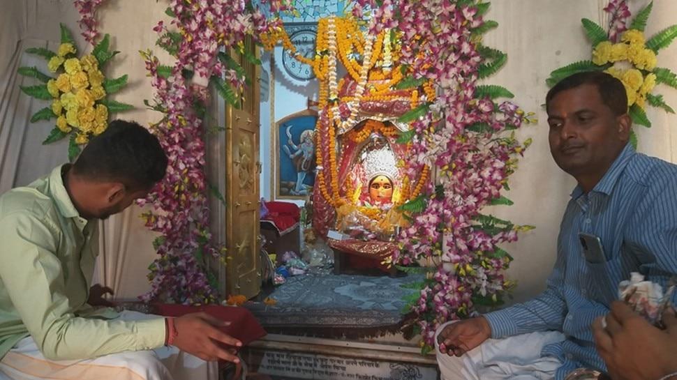 नवरात्रि में आज भी अयोध्या के इस मंदिर में पूजा करने आती हैं मां सीता, विदाई के समय मिथला से लाई थीं मूर्ति