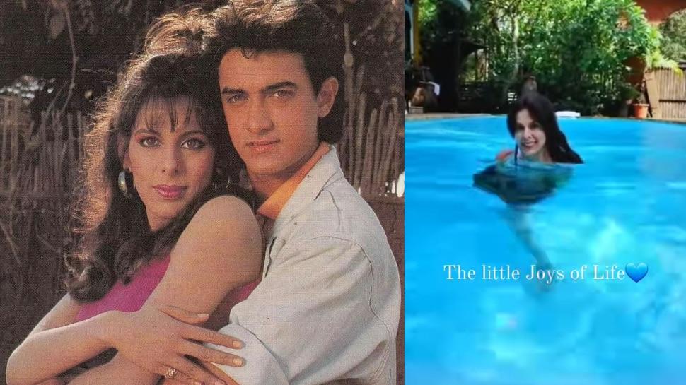 Aamir Khan की एक्ट्रेस ने 51 की उम्र में ढाया कहर, स्वीमिंग पूल में दिखाया हॉट अवतार
