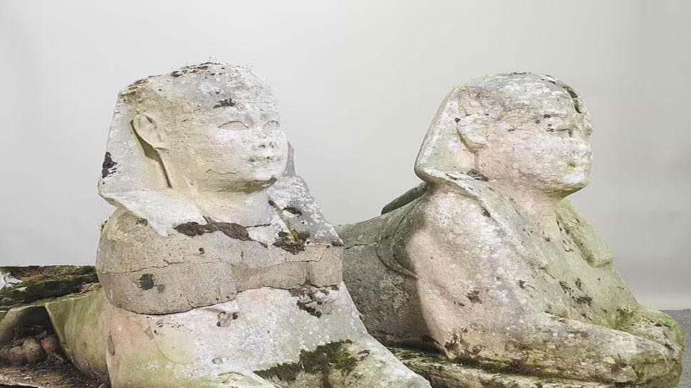 गार्डन में रखी मूर्तियां निकली 5000 साल पुरानी, 2 करोड़ में हुई नीलामी; एक दिन में बने करोड़पति