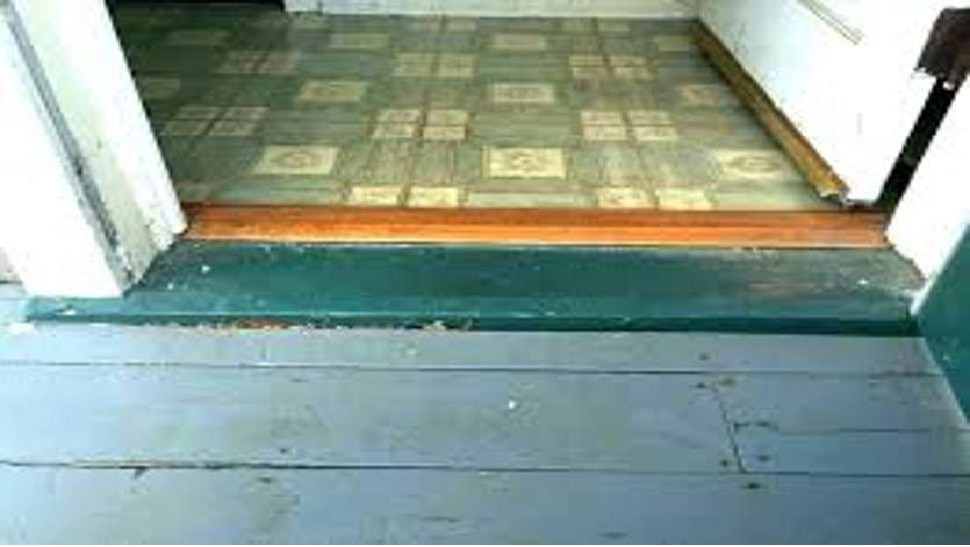 Wash main door of house every morning