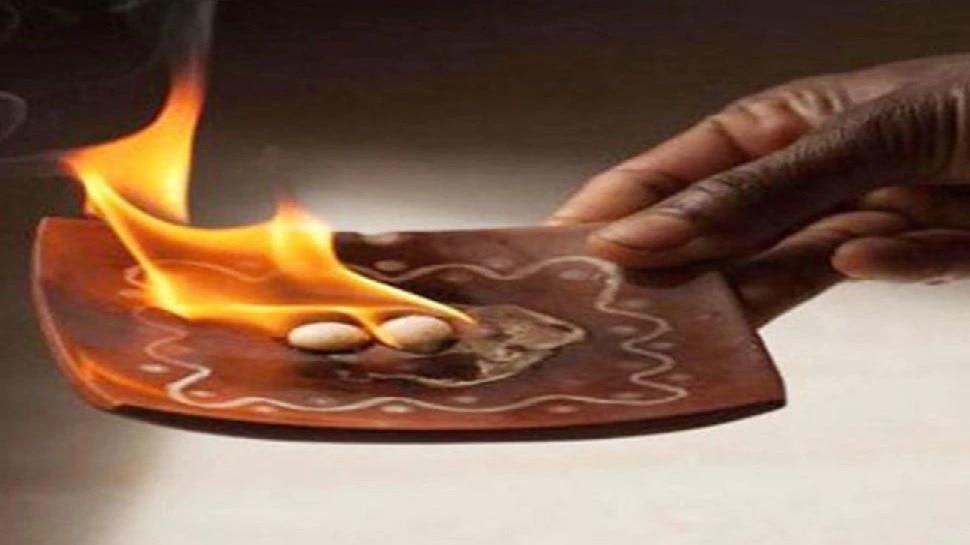 burn camphor daily