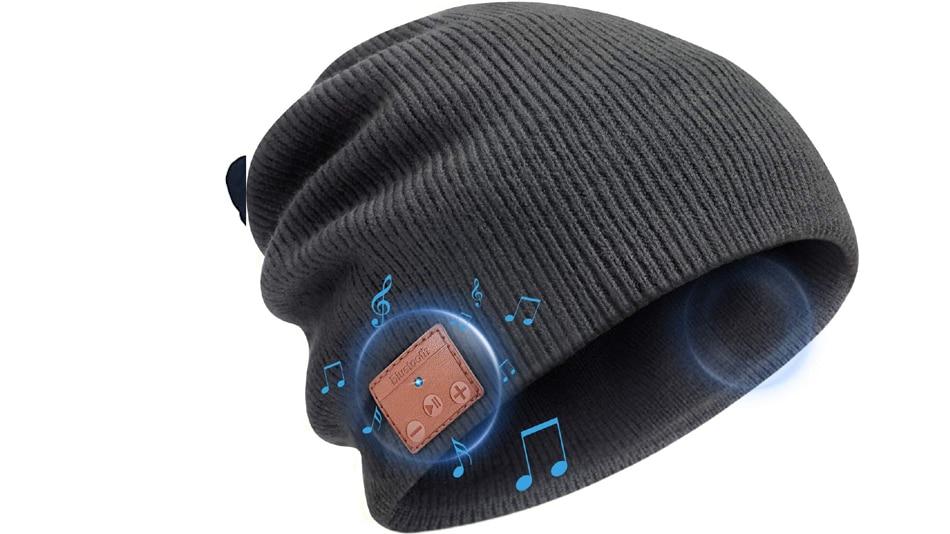 Beanie Hat Bluetooth Headphones