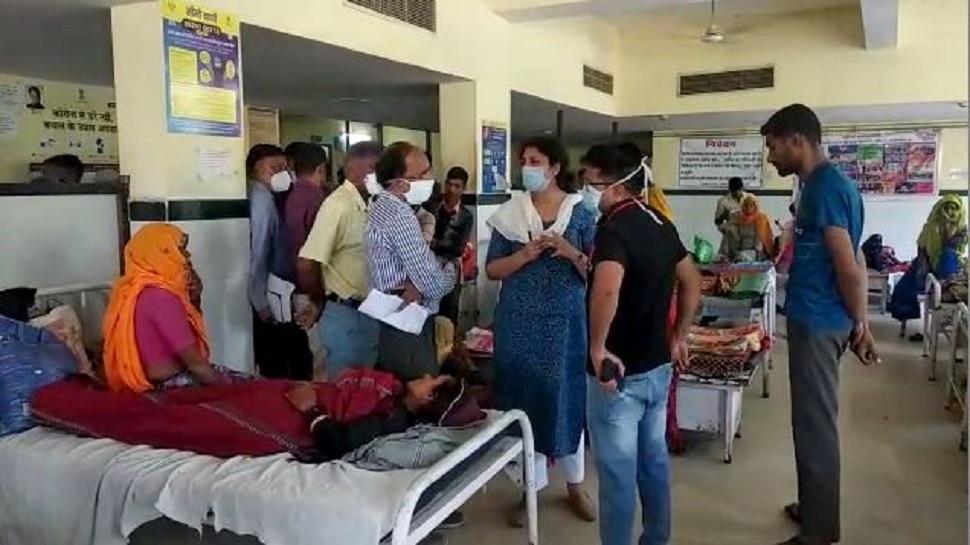 Sachin Pilot के औचक निरीक्षण के बाद भी नहीं सुधरे टोंक जिला अस्पताल के हालात, स्थिति ज्यों की त्यों