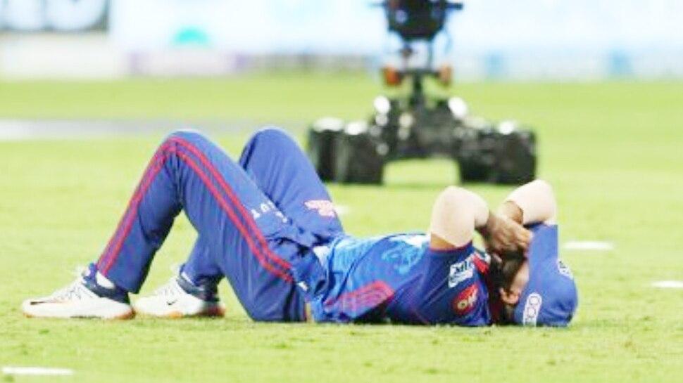 IPL: दिल्ली का सपना टूटते ही रोने लगे पृथ्वी शॉ, शिखर धवन ने दुख बांटने के लिए दिया सहारा