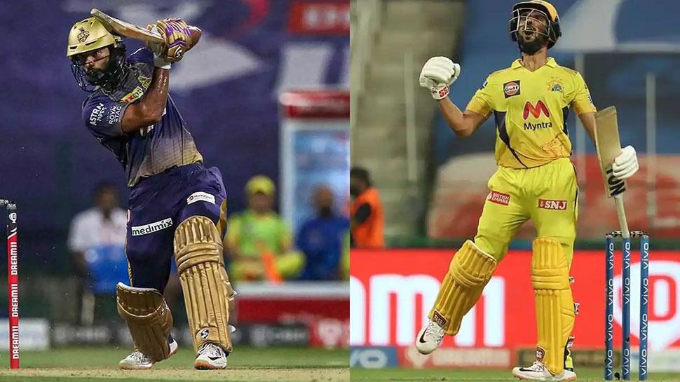IPL 2021 Final: Ruturaj Gaikwad and Rahul Tripathi old friend played for same team, now challenge each other | एक टीम के लिए खेलने वाले पुराने दोस्त बने 'दुश्मन', IPL 2021 Final में देंगे एक-दूसरे को टक्कर