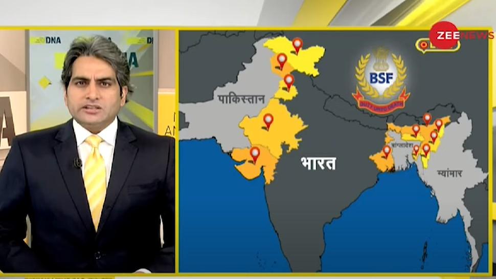 BSF को शक्ति पर सियासत क्यों, राष्ट्रीय सुरक्षा से ज्यादा वोट बैंक की चिंता?