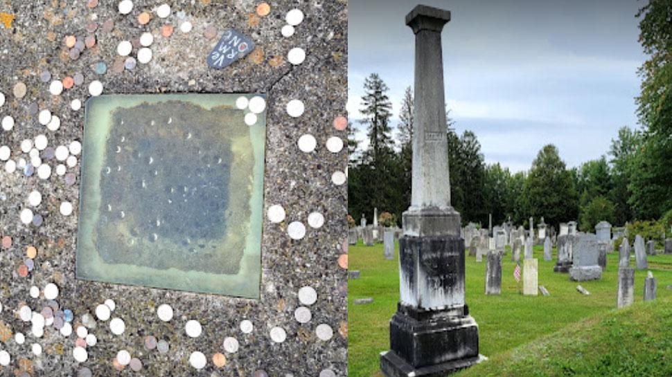 जिंदा दफन होने के डर से कब्र में भी बनवाई खिड़की, दूर-दूर तक हैं चर्चे