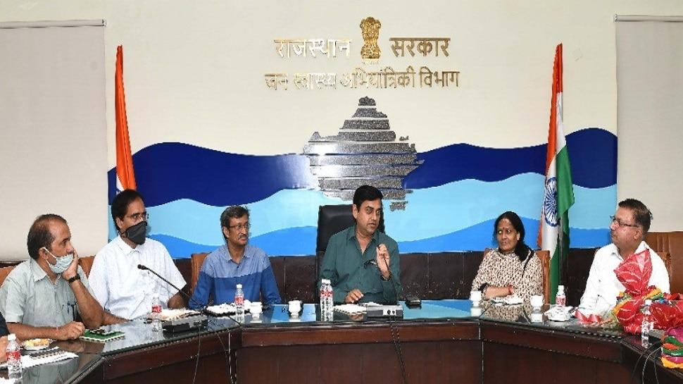 राष्ट्रीय जल जीवन मिशन की टीम ने की राजस्थान के कार्यों की सराहना, पांच जिलों की फील्ड विजिट के बाद अधिकारियों से साझा किए अनुभव