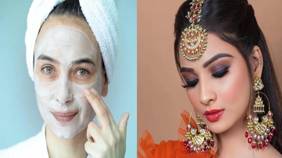karvachauth facial tips: करवाचौथ पर नेचुरली ग्लो चाहिए तो चेहरे पर लगाएं ये चीज, कई गुना बढ़ जाएगी खूबसूरती