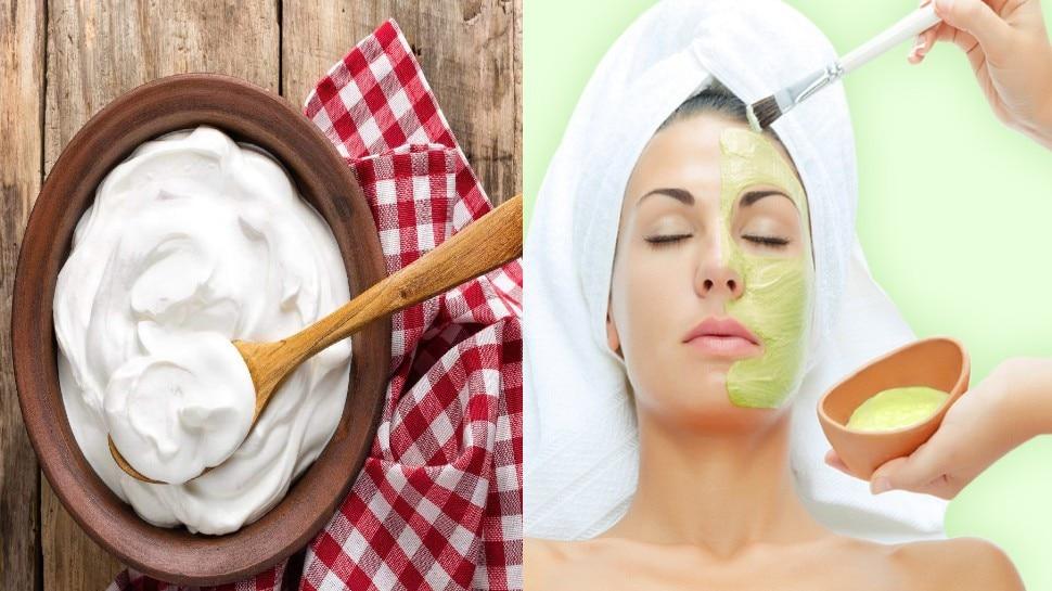 Instant Glow Tips: चेहरे पर जल्दी से चाहिए ग्लो तो दही में मिलाकर लगाएं ये चीज, चमक उठेगा Face