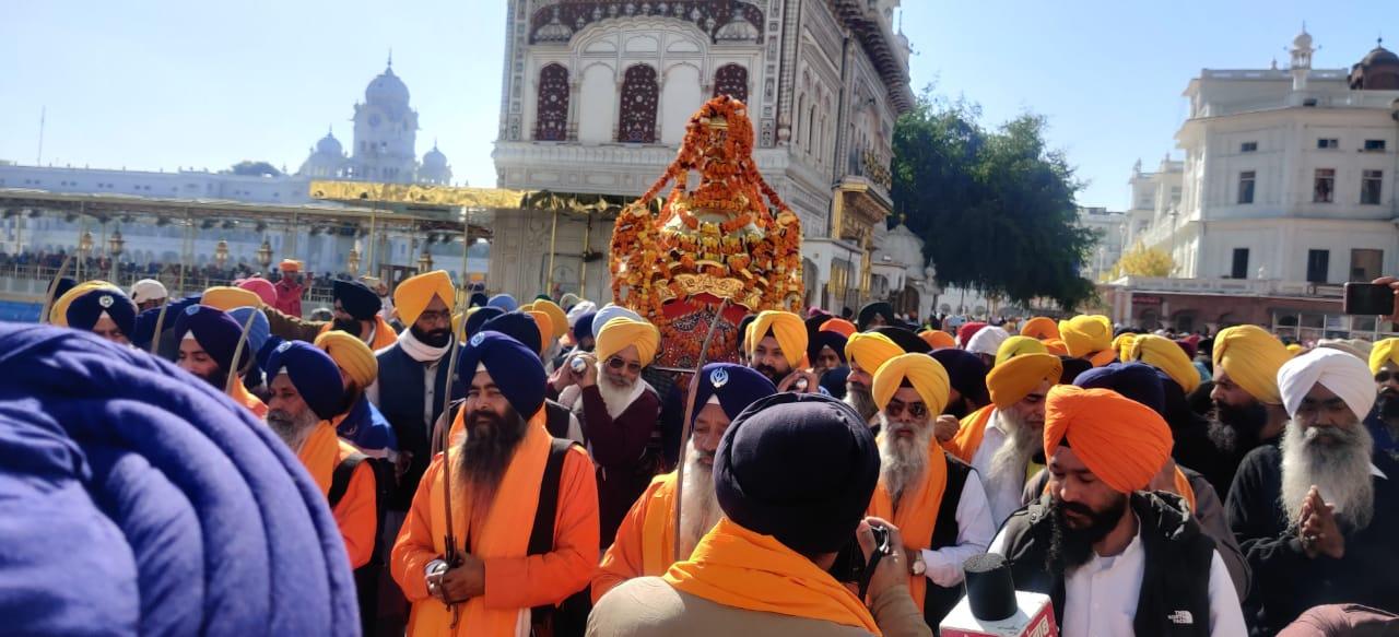 Guru Nanak Devi Birthday