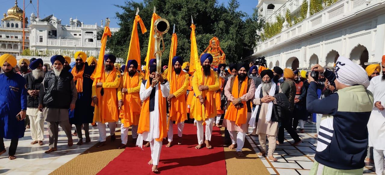 551 Bithday Of Guru nanak