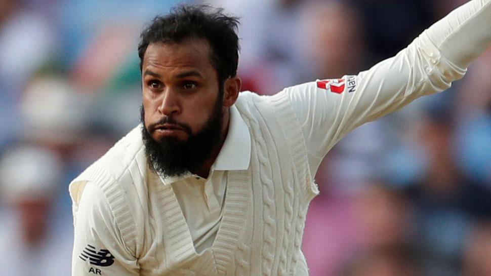 Adil Rashid shoulder Injury