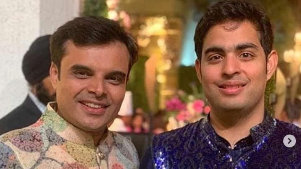 Akash Ambani Shloka Mehta's Pre-Wedding Celebrations