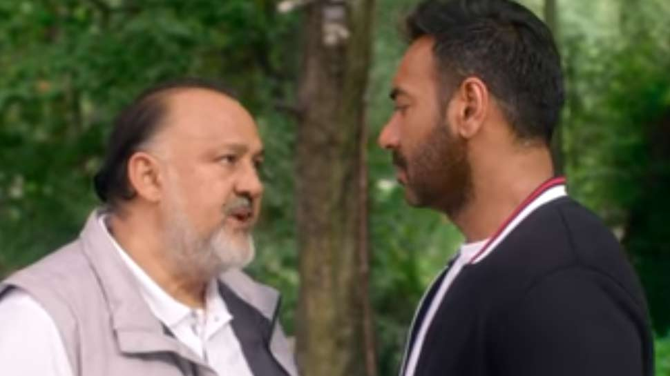 Tanushree Dutta slams Ajay Devgn