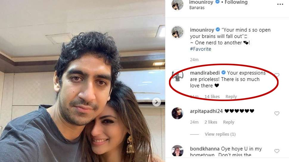 Mouni Roy Shares Cosy Pictures With Ayan Mukerji