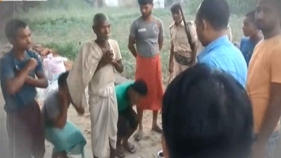 Bihar officer punished for open defecation free in begusarai