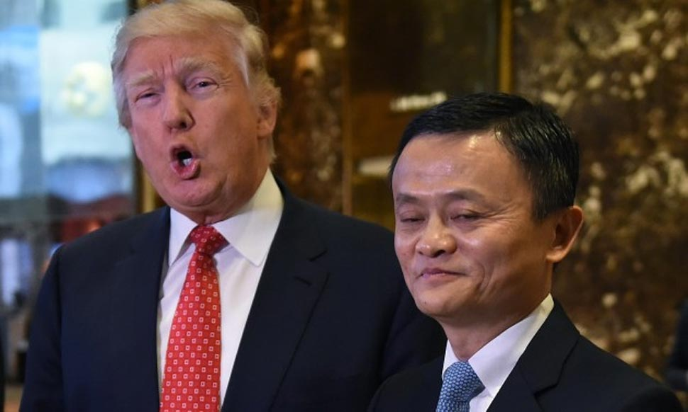 Jack Ma refuse to provide jobs in US