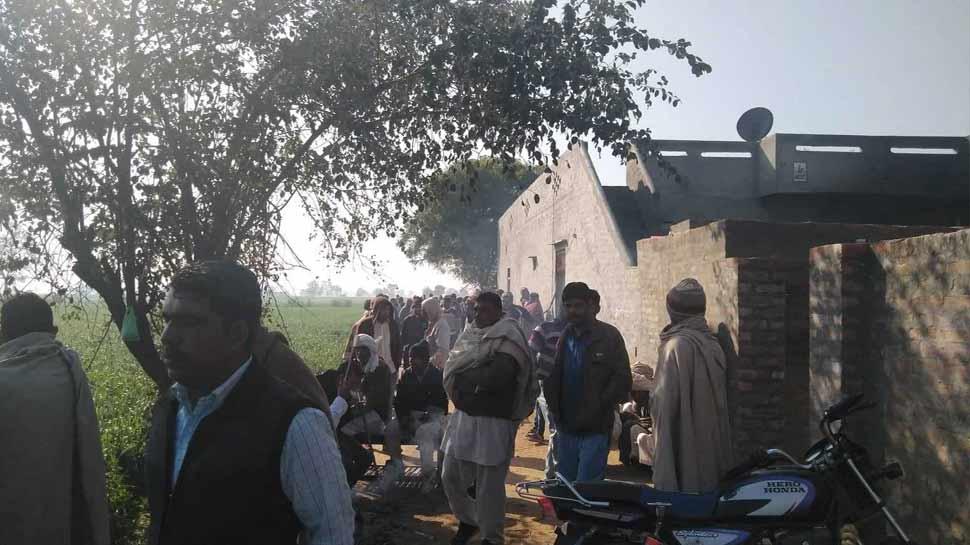 हिसार: घर में सोया था परिवार, शॉर्ट सर्किट बना 'यमराज', 3 लोग की जिंदा जले