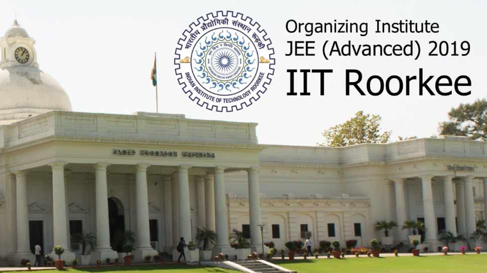 IIT-JEE Advanced, JEE Main, JEE Main 2019, IIT, college admissions, IIT Roorkee