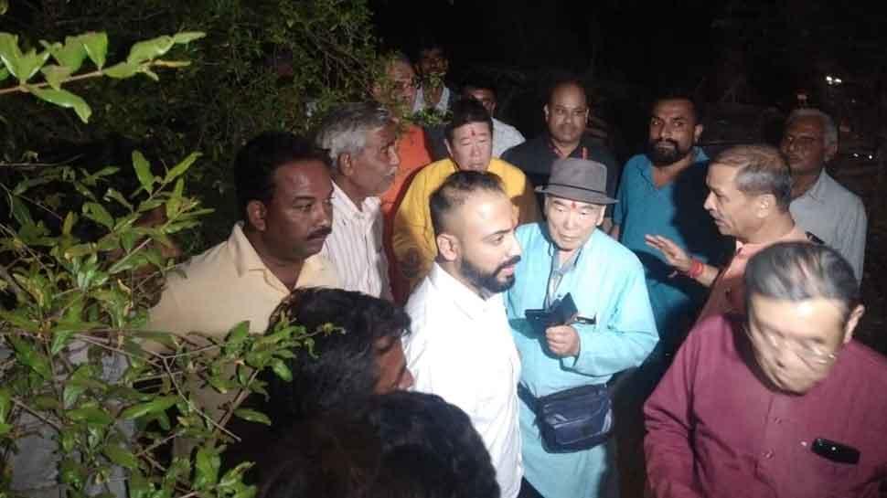 Suru of Japan and Javad city of Madhya Pradesh will help each other