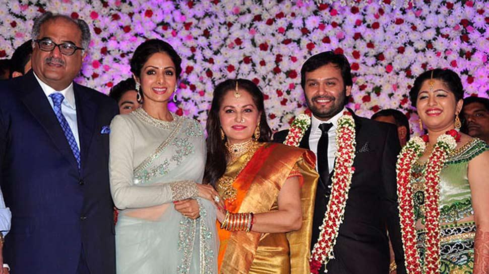 Jaya Prada's son
