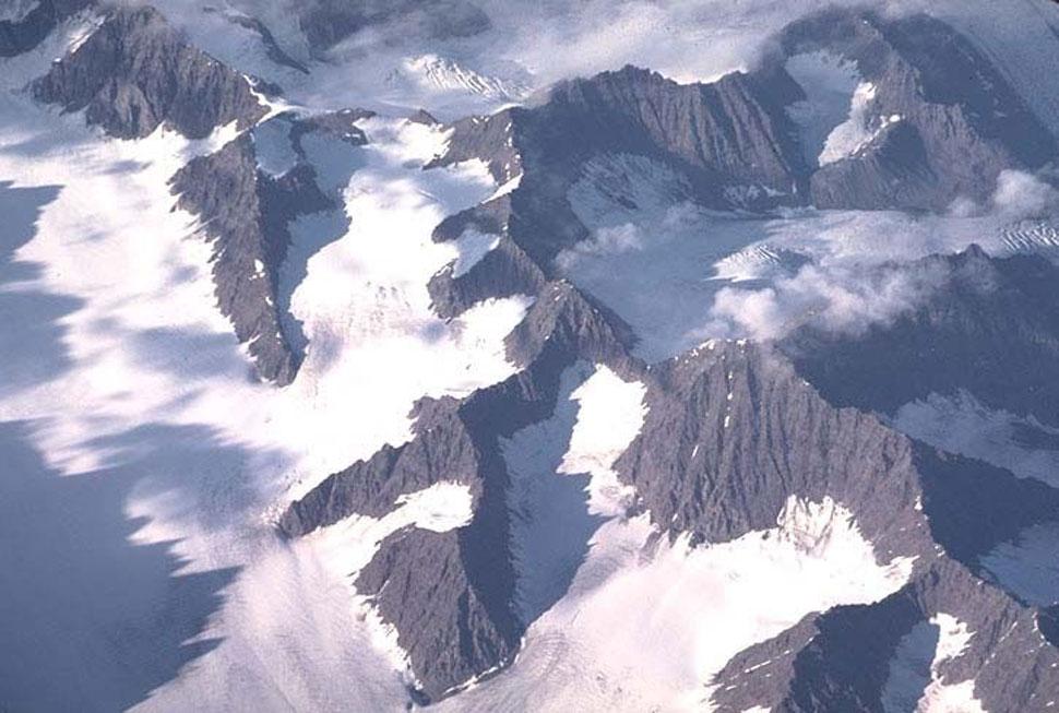 Glaciers_Mountain