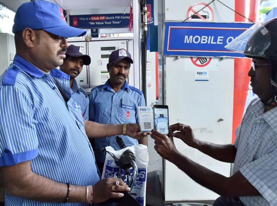 Paytm offers rupee 7500 cashback on Petrol Payment
