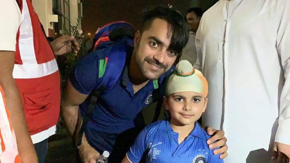 mohammad shahzad with kid