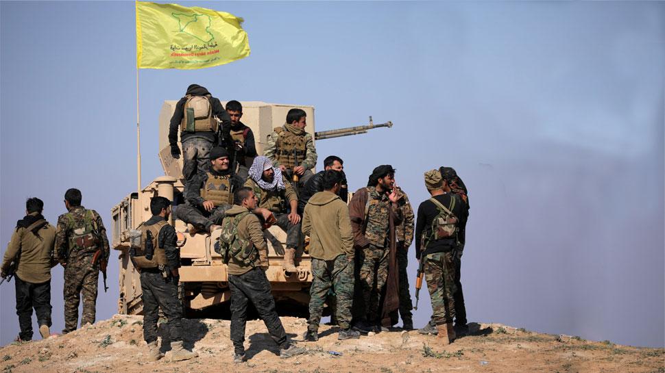 SDF in syria