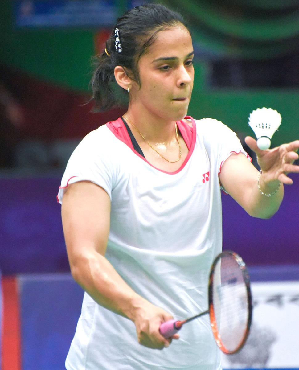 Saina Nehwal PTI