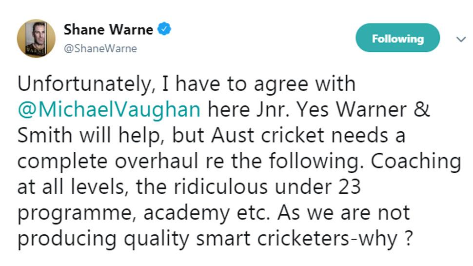 Shane Warne 1